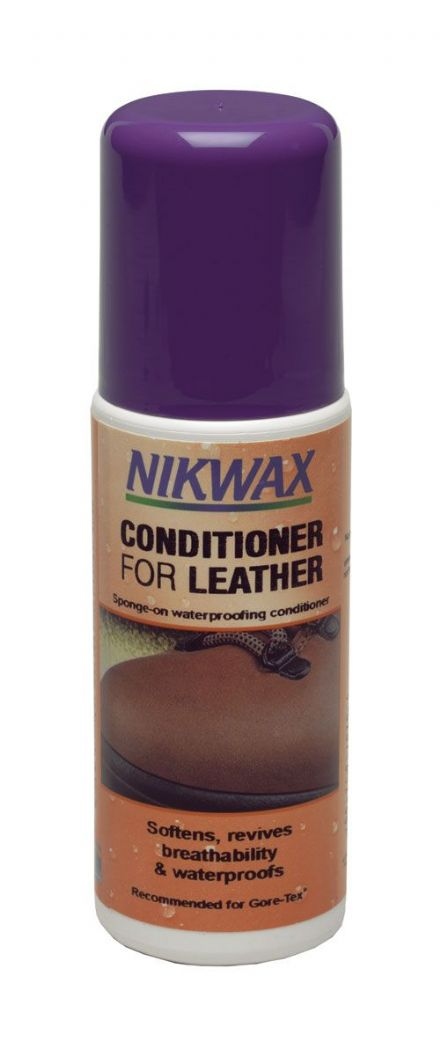 Nikwax Leather Conditioner For Leather Footwear 125ml